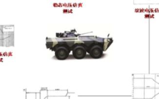 装甲车辆电气特性仿真测试系统方案的性能特点分析