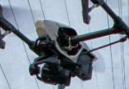 福建龙海电网利用四旋翼无人机进行输电线路巡查