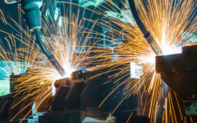 焊接机器人的主要应用领域
