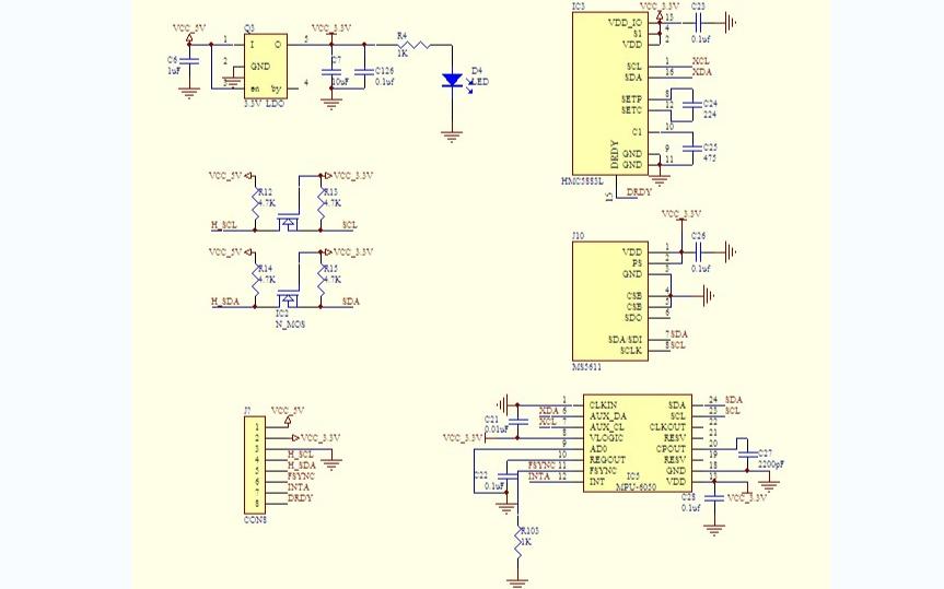 使用STM32单片机实现四轴飞行器控制系统的设计资料合集