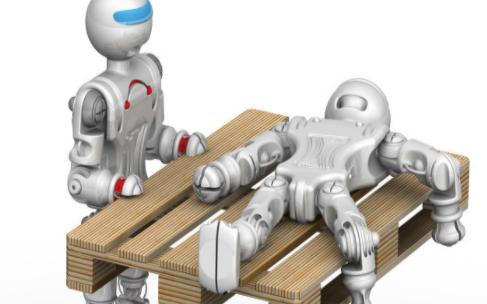 码垛机器人为什么能取代人工