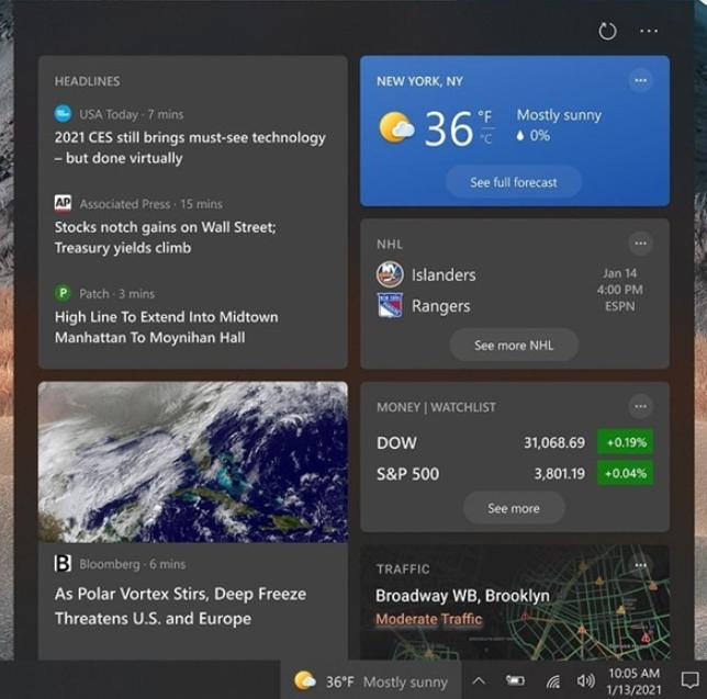 微软win10新UI细节汇总