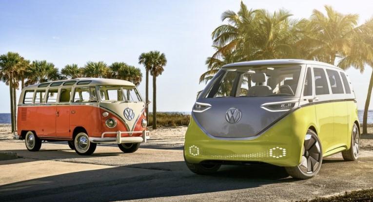 大眾 ID Buzz 純電動微型巴士的生產計劃延遲到 2023 年