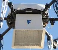 无人机送快递是物流业潜在的发展方向