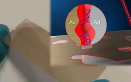 一种化学传感芯片取得了新进展,手持设备就能探测痕量化学物质