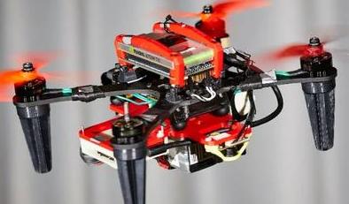 无人机旋翼突然失效后任保持继续自主飞行的解决方法
