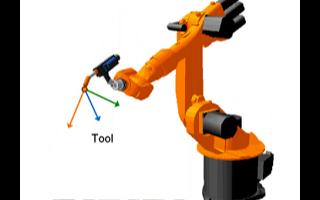 机器人控制系统工具坐标的特点及用途