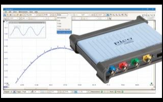 5000D系列可調分辨率USB示波器的性能特點及應用