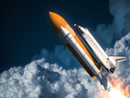 全球首次空射液体火箭发射成功