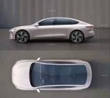 蔚來汽車NIO DAY發布蔚來首款轎車產品eT7