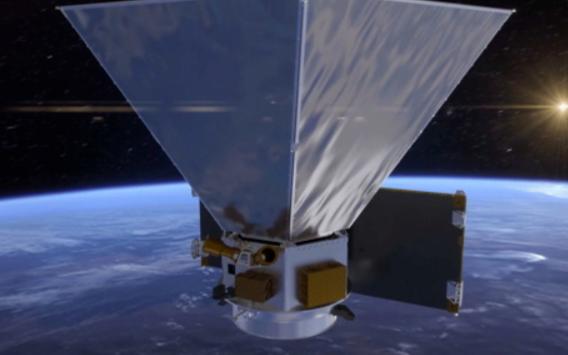 NASA达到了SPHEREx空间望远镜发展的一个重要里程碑