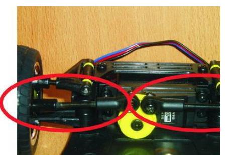 淺談智能模型車底盤(轉向輪定位、車輛的重心選擇、側滑等原理)