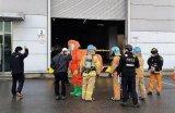 LG顯示器公司的P8面板工廠發生銨類有害化學物質泄漏事故