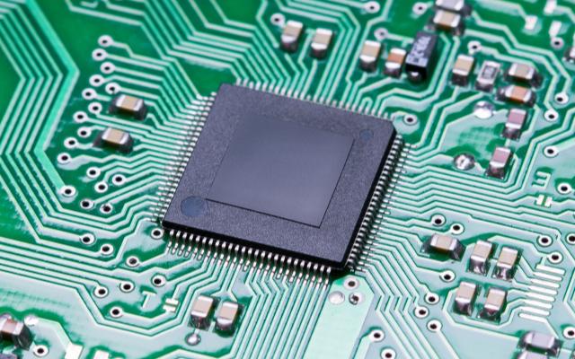 湖南三安半导体项目最大单体M2B芯片厂房顺利完成封顶