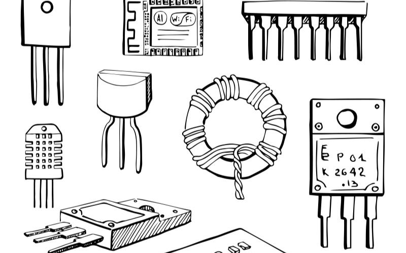 意法半导体推出了新系列双非对称氮化镓(GaN)晶体管的首款产品