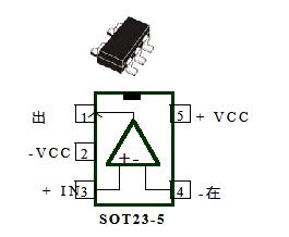 超低噪音宽带宽运算放大器TSH300的性能特点及应用