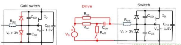 深度探讨GaN器件驱动电路并联晶体管设计方案