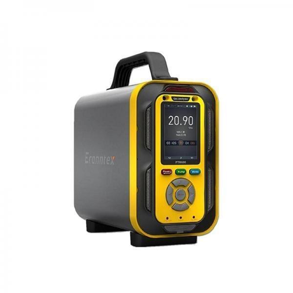 四合一气体检测仪的原理及使用方法分析