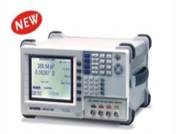 LCR-8100G系列高精度LCR测试仪的性能特点及应用
