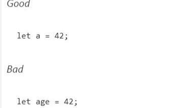 垃圾代码应该怎么写