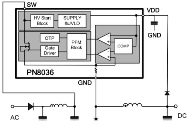 光驱动放大器MDA-1220-08S的性能特点及应用范围