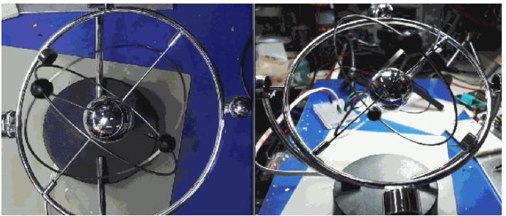 天体摇摆仪电路设计中的部分电路波形测量方案
