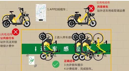 基于RFID的共享电动车识别定向停车