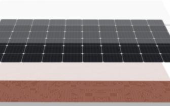 日托光伏的MWT组件实现背接触技术应用方案
