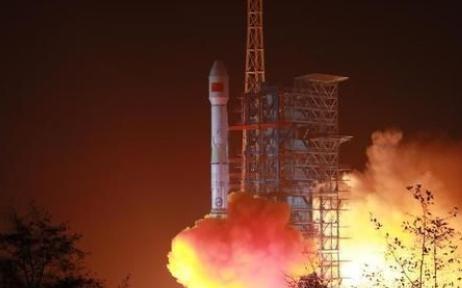中國成功發射天通一號03星 長征系列運載火箭第358次發射任務