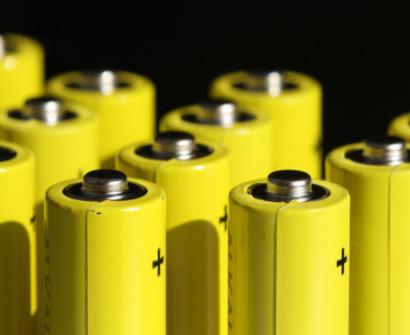 特斯拉首次披露4680电池生产线
