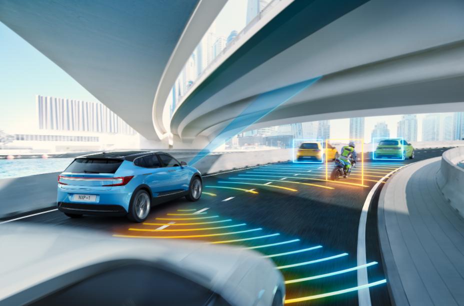 恩智浦推出全套雷达传感器解决方案,可对汽车进行360度安全环绕式探测