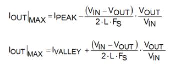 DC/DC转换器数据表的电流限制规格解析