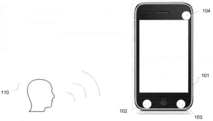 苹果正研究让电子设备通过音频判断距离