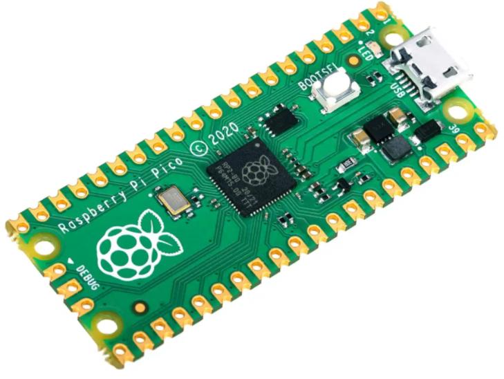 4美元的微控制器Pico与RP2040芯片