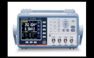 LCR-6000系列数字电桥的性能特点及功能实现
