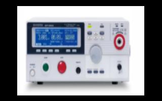 GPT-9800系列电子安规测试仪的特点及应用范围