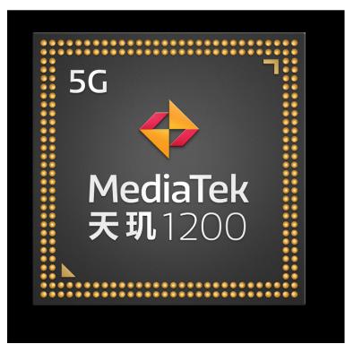 MediaTek发布新一代天玑旗舰 天玑1200...