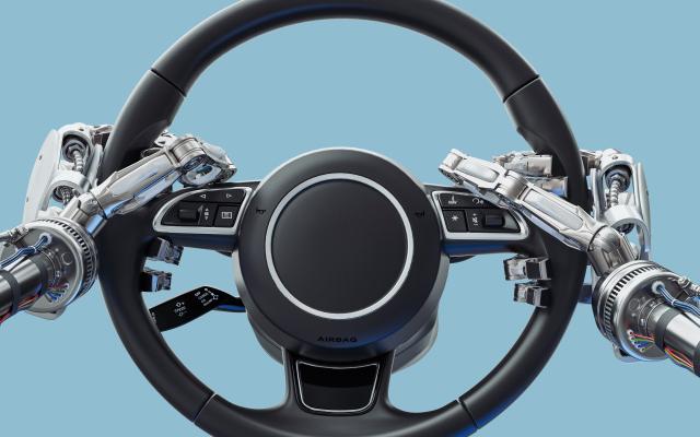 金旅星辰自动驾驶小巴 入驻中国首个自动驾驶主题景...