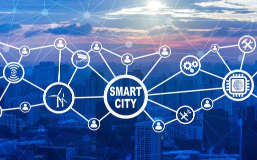 智慧路灯集成多种功能,推动智慧城市建设