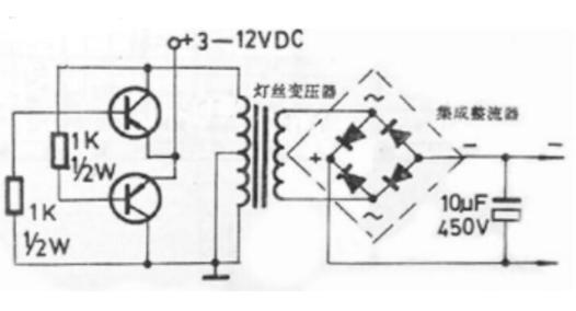 逆变器与变压器到底有什么区别?可不可以吧变压器改...