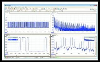 5000系列高速电脑示波器的性能特点及应用
