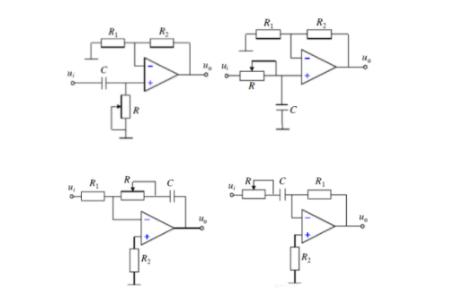 如何使用移相电路计算相位