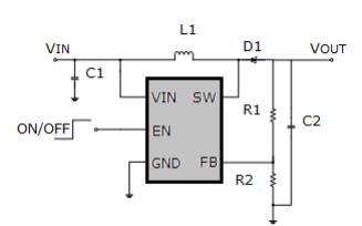 SDB628高效率升压变换器的数据手册免费下载