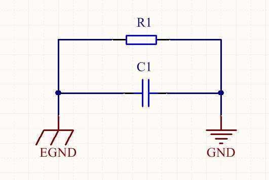 电路板的地直接与外壳地相连好不好?推荐一种方式