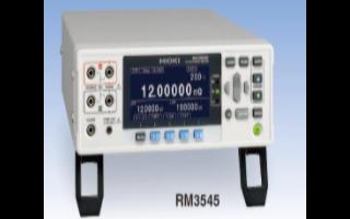 RM3545电阻计的性能特点及应用