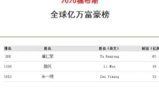 中国芯片首富捐资200亿办东方理工大学