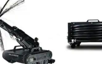 Milagrow推出了两个先进的工业级管道清洁机器人