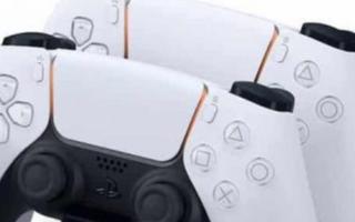 使用您選擇的顏色自定義PS5 DualSense...