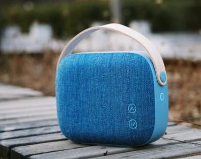 评测vifa Helsinki便携式蓝牙音箱