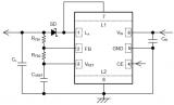 线圈一体型负电压微型转换器介绍
